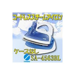 ●コードレススチームアイロン SA-4563BL●|quick-mart