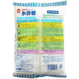 送料無料 日新製糖 カップ印 氷砂糖(クリスタル) 1kg×20袋|quickfactory|02