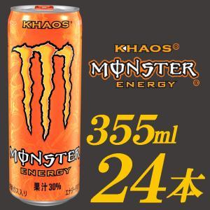 モンスターエナジー カオス 355ml缶 24本 1ケース