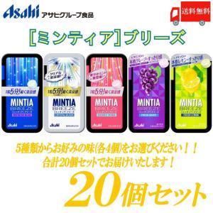 ミンティアブリーズ 5種 選べる 20個セット 送料無料 ポイント消化
