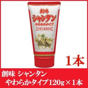 全国送料無料 創味 シャンタン やわらかタイプ 120g ×1本 '(チューブタイプ)