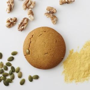 森のクッキー<かぼちゃ>|quignon
