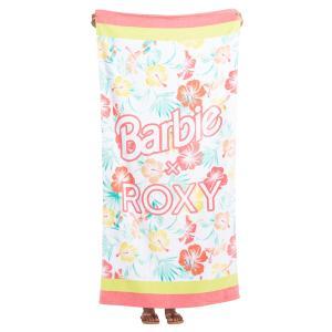 セール SALE ロキシー ROXY  【ROXY x Barbie】 ビーチタオル B INSPI...