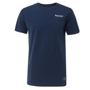 胸元とバックに入ったロゴが目を引くTシャツ。二重構造による優れた吸汗速乾機能を搭載し、汗をかいても蒸...