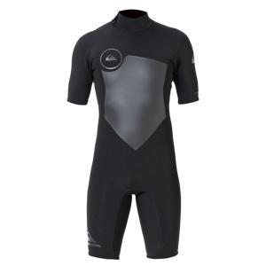 ウェットスーツの基本であるバックジップ スプリンク゛スーツ。着脱が最も楽に行えるバックジップエントリ...