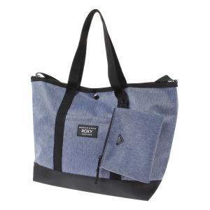 小物を入れるのに便利なポーチ付き2WAYトートバッグです。大容量で収納力の高いメイン部分はスナップボ...
