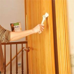 【送料無料・あすつく対象】家もペットも喜ぶ床ワックス!<br>AURO(アウロ) No.129 天然油性オイルワックス 0.75L缶 【フローリング用 天然無垢材用】|quofirm|05