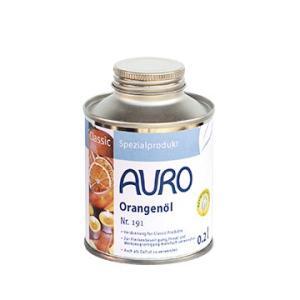 【あすつく対象】AURO(アウロ) No.191 天然シンナー 0.2L缶|quofirm