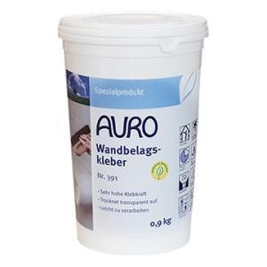 【あすつく対象】AURO(アウロ) No.391 天然壁紙用接着剤 0.9L缶|quofirm