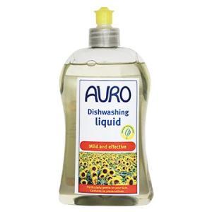 【あすつく対象】手荒れでお悩みの方、使ってみて下さい。<br> AURO(アウロ) No.453 天然食器用洗剤 1本 500m|quofirm
