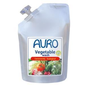 【あすつく対応】 AURO(アウロ) No.831 天然ベジタブルウォッシュ 400ml|quofirm