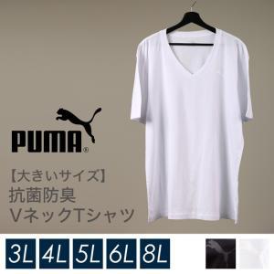 人気スポーツブランドのPUMAから、汗に強いVネックTシャツを入荷!抗菌消臭機能、速乾機能を兼ね備え...