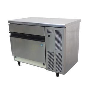 E4918YO 業務用 全自動製氷機 ホシザキ IM-95TM 08年製 アンダーカウンタータイプ キューブアイスメーカー 95kg 厨房機器即決 r-1recycle