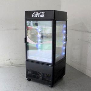 E4926YO 冷蔵ショーケース 吊り下げ式 サンデン AG-LI60X  Coca-Cola コカコーラ 業務用 厨房機器 レア家電 即決 r-1recycle