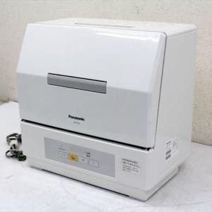 E5530YO セール!【美品】食器洗い乾燥機 パナソニック NP-TCR4-W 18年製 少人数 ...