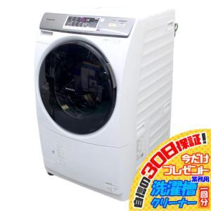 E7030NU 30日保証!ドラム式洗濯乾燥機 パナソニック NA-VH310L 14年製 洗濯7k...