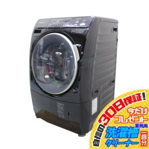 E8649NU 30日保証!☆ドラム式洗濯乾燥機 パナソニック NA-VD210L 12年製 洗濯6...