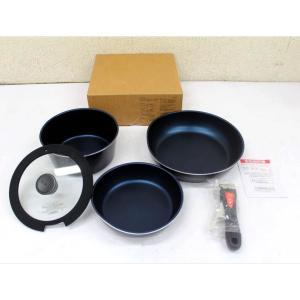 V2162YO ◆0910_3【アウトレット品】フライパン 鍋 5点セット パール金属 HB-397...