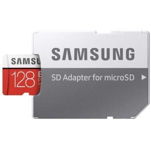 Samsung 128?GB Evo Plusクラス10?Micro SDXCアダプタ MB-MC1...
