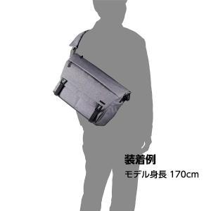 HAKUBA カメラバッグ プラスシェル シティ04 メッセンジャー L 天面からクイックアクセス グレー SP-CT04-MBLGY r-ainet