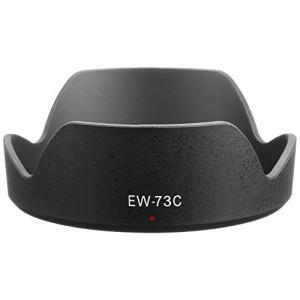 ZEROPORT JAPAN レンズフード EW-73C 互換品 Canon EF-S10-18mm...