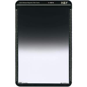 H&Y 角型フィルター NDフィルター Kシリーズ ソフトグラデーション 100×150mm GND16 光量調節用 r-ainet