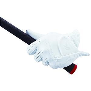 キャスコ(Kasco) ゴルフグローブ SILKY FIT シルキーフィット レギュラーサイズ メンズ GF-17251 ホワイト 22cm|r-ainet