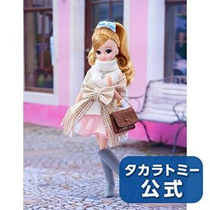 第9弾 リカ スタイリッシュドールコレクション フルールデートスタイル 大人 リカちゃん人形|r-ainet