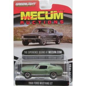 1/64 フォード マスタング 1968 Ford Mustang GT GREENLIGHT