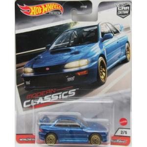 1/64 スバル インプレッサ '98 Subaru Impreza 22B STi-Version...