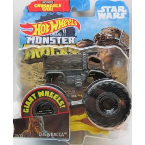 1/64 Monster Trucks Chewbacca ホットウィール Hot Wheels