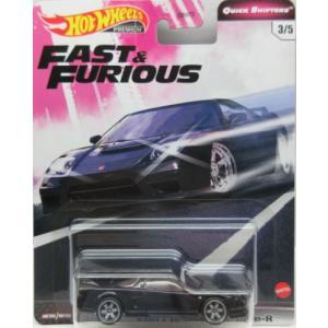 1/64 ワイルドスピード 2003 Honda NSX Type-R ホットウィール Hot Wh...