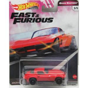 1/64 ワイルドスピード '65 Corvette Stingray Coupe ホットウィール ...