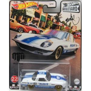 1/64 マツダ コスモ スポーツ 1968 Mazda Cosmo Sport ホットウィール H...