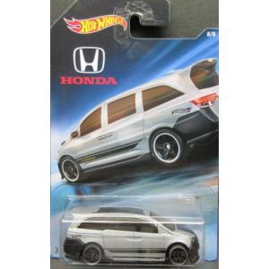1/64scale ホットウィール Hot Wheels Honda Oddyssey ホンダ オデ...