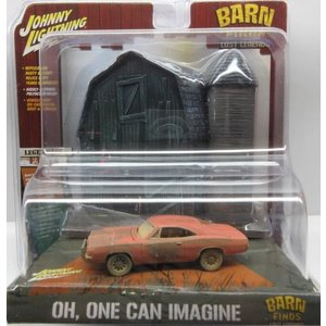 1/64scale ジョニーライトニング JOHNNYLIGHTNING BARN finds Lo...