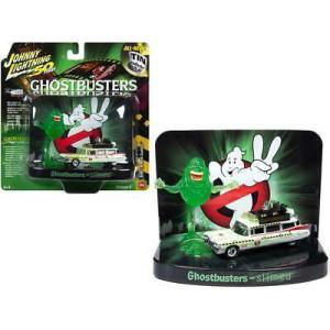 1/64 ゴーストバスターズ Ghostbusters Slimed ECTO-1A 1959 Ca...