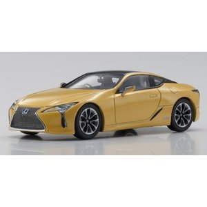 1/43scale 京商 KYOSHO Lexus LC500h L package Naples ...