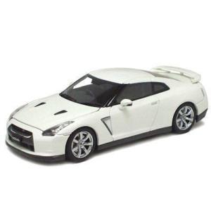 1/43 日産 GTR NISSAN GT-R White ...