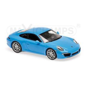 1/43 ポルシェ カレラ Porsche 911 Carrera S 2012 Blue MINICHAMPS ミニチャンプス MAXICHAMPS|r-and-b