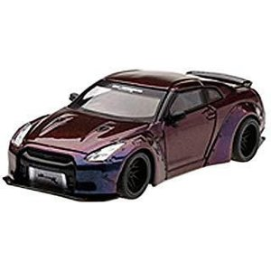 1/64 LB★WORKS Nissan GT-R R35 Type1 Rear Wing Ver....