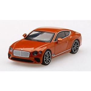 1/64 ベントレー コンチネンタル Bentley Continental  GT Orange ...