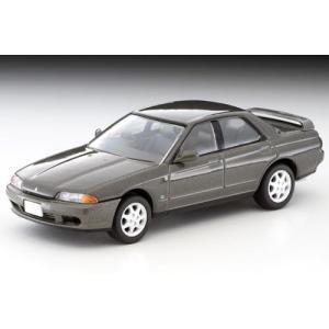 1/64 ニッサン スカイライン 4ドア スポーツセダン GTS25 TypeX・G 91年式 グレ...