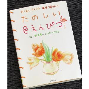 たのしい色えんぴつ わくわく、ドキドキ毎日描きたい|r-books