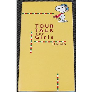 Tour talk for girls Italian|r-books