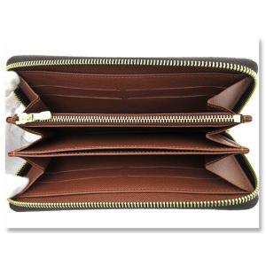 e51890cca7bd ... ルイヴィトン LOUIS VUITTON 長財布 モノグラム ジッピーウォレット M60017 ブランド メンズ レディース 人気 おすすめ  中古 ...