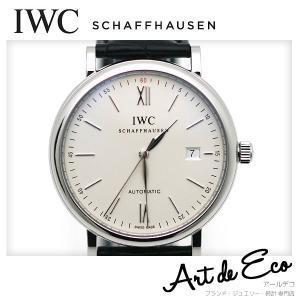 IWC 腕時計 ポートフィノ AT IW356501/ブラン...