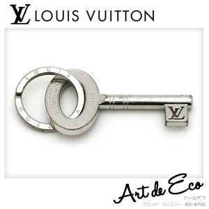 ルイヴィトン  LOUIS VUITTON キーホルダー キーリング ポルト クレ トラベル キー M67143 ブランド レディース メンズ 人気 おすすめ 中古 r-deco-online
