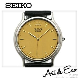 セイコー SEIKO 腕時計 クレドール シグノ GCAR051 8J81-6A30 メンズ クォーツ ブランド 人気 おすすめ ギフト 中古 美品|r-deco-online