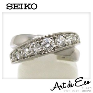 セイコー SEIKO 指輪 KXZ1783 10.5号 Pt950 ダイヤモンド リング ジュエリー ブランド レディース 人気 おすすめ|r-deco-online